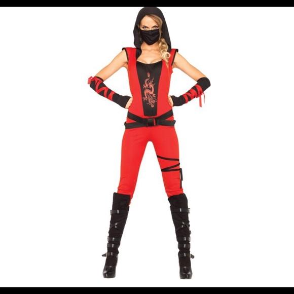 Leg Avenue Ninja Assasin - Medium